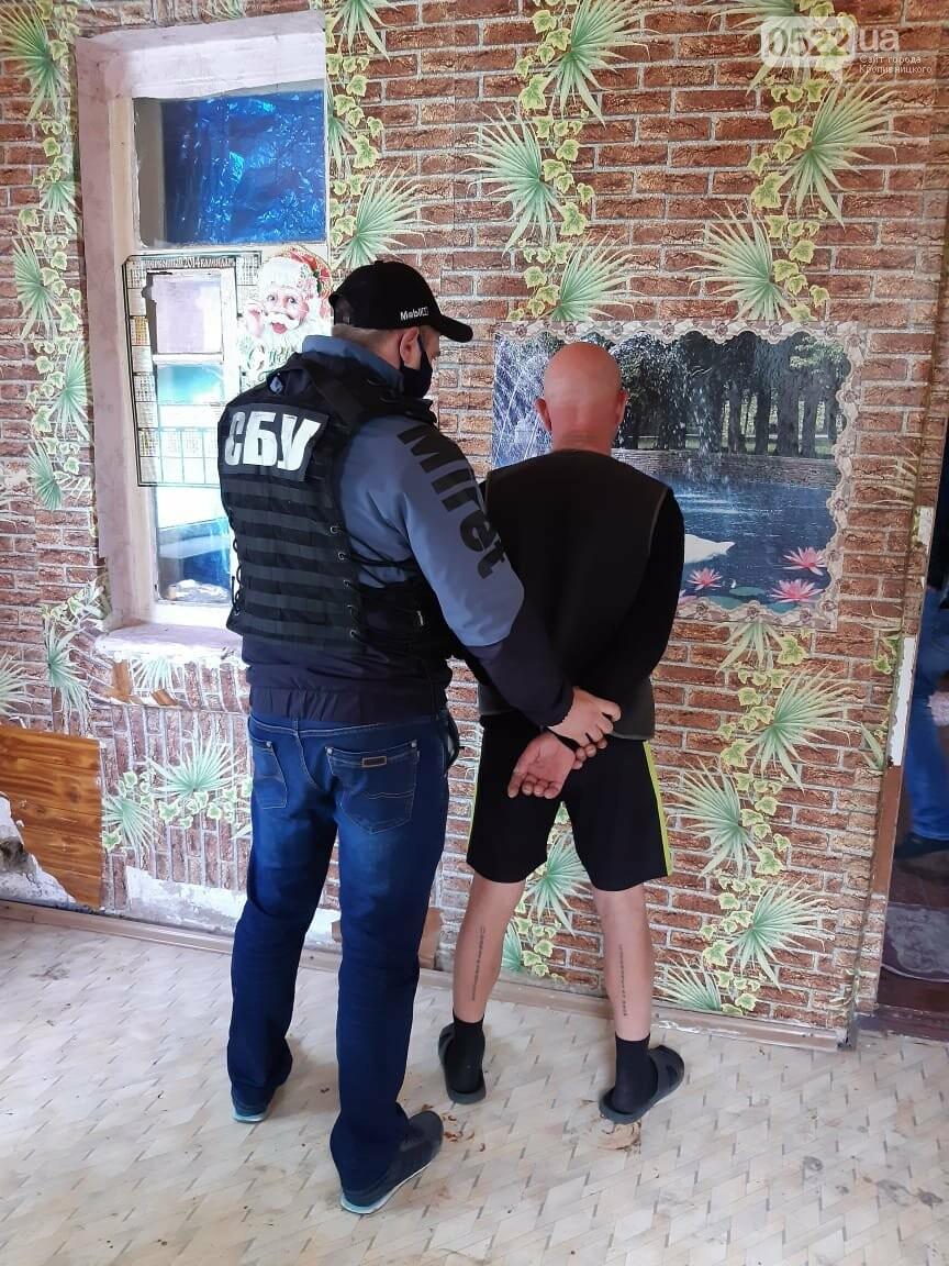 Правоохоронці Кіровоградщини виявили боєприпаси у колишнього засудженого з Криму, фото-4