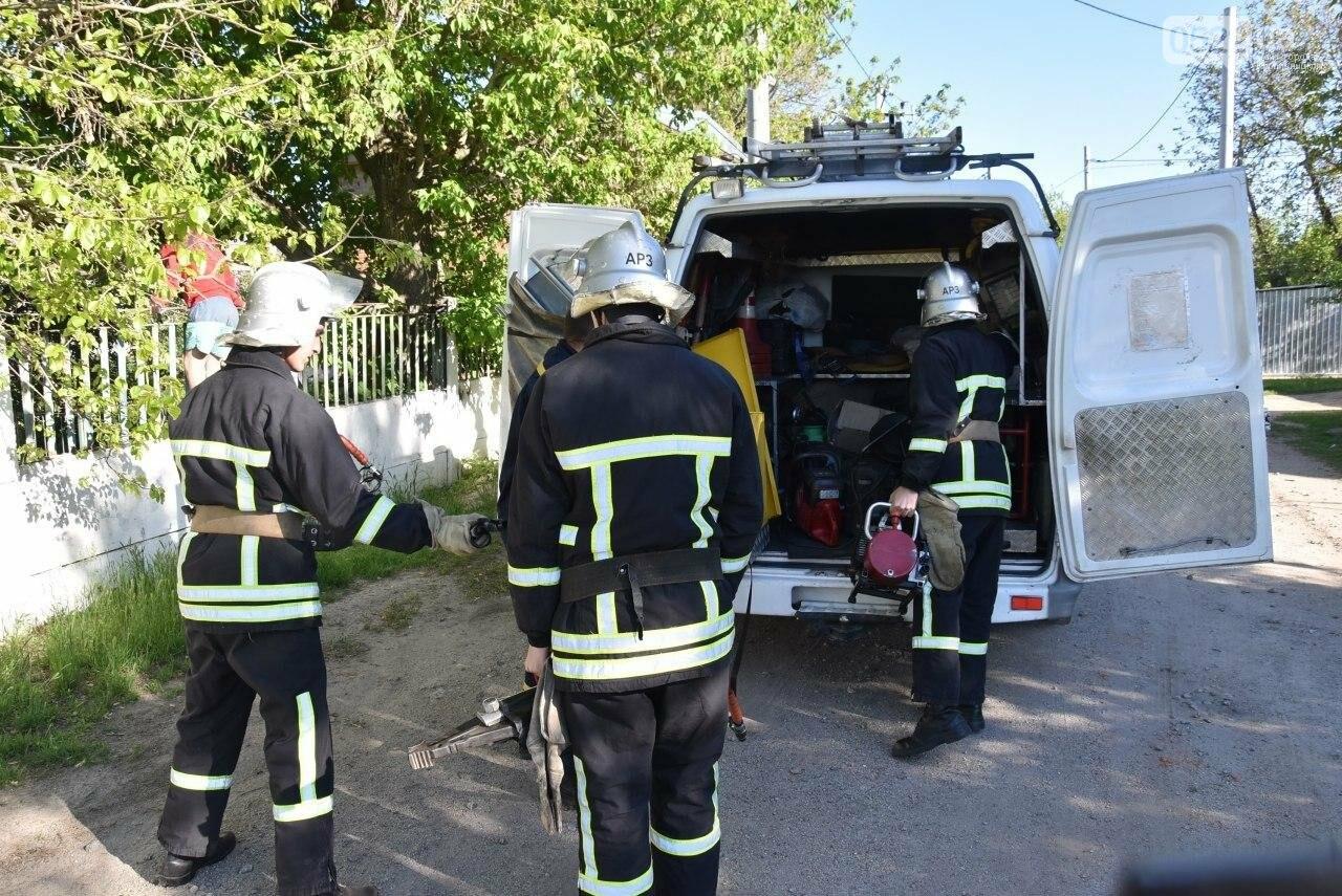 У Кропивницькому рятувальники надали допомогу підлітку, фото-1