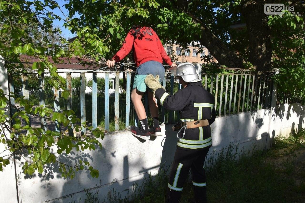 У Кропивницькому рятувальники надали допомогу підлітку, фото-4