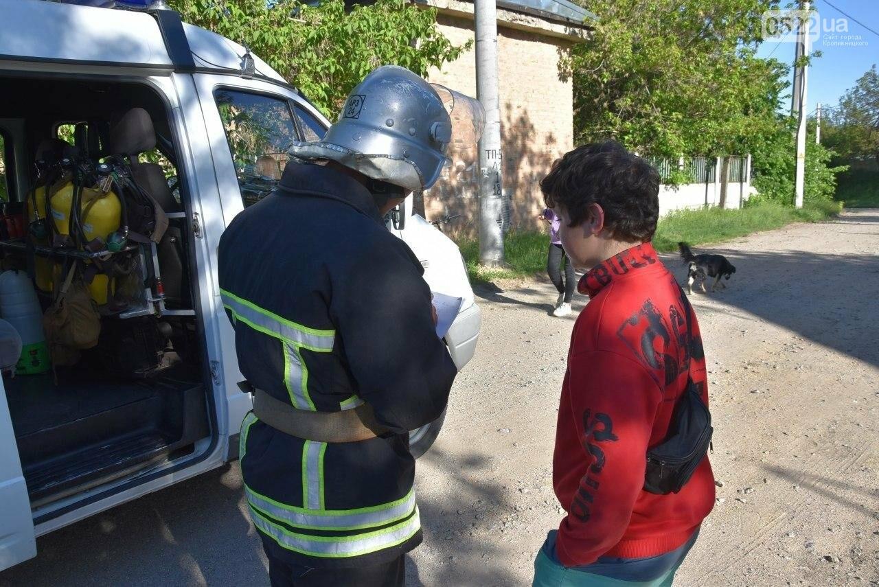 У Кропивницькому рятувальники надали допомогу підлітку, фото-5