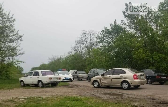 ДТП у Кропивницькому: Зіштовхнулися ВАЗ та Hyundai, фото-2
