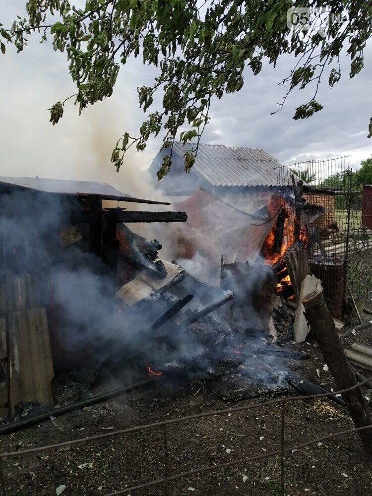 Вогнеборцями Кіровоградщини приборкано 2 пожежі у житловому секторі, фото-1