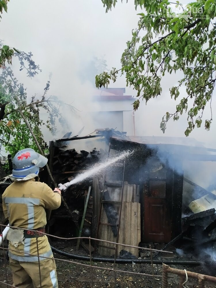 Вогнеборцями Кіровоградщини приборкано 2 пожежі у житловому секторі, фото-3