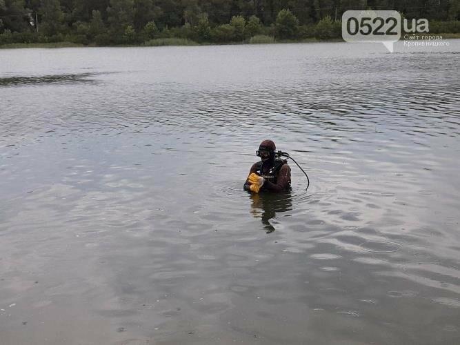 У Світловодську водолази дістали із водойми тіло дитини, фото-2