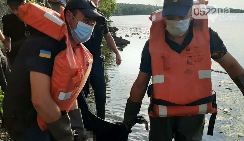 Кіровоградщина: У річці Південний Буг виявили труп чоловіка, фото-1
