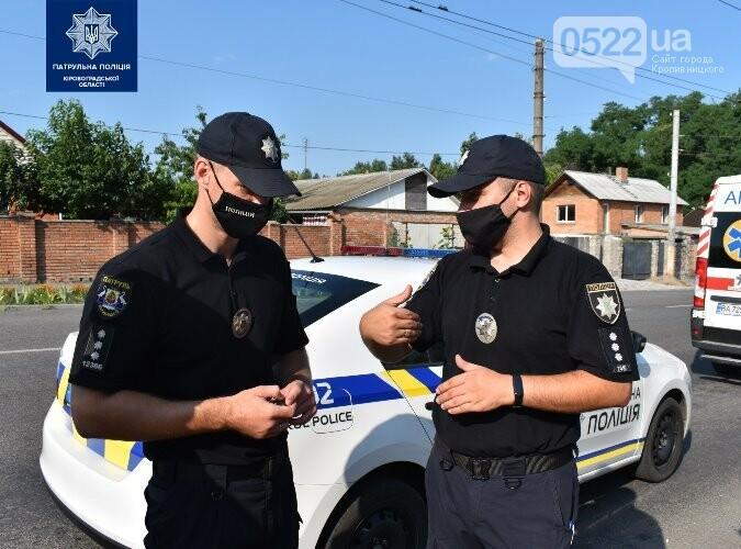 """""""Увага! Спецсигнал!"""": у Кропивницькому поліцейські нагадали містянам як важливо пропускати спецтранспорт, фото-5"""