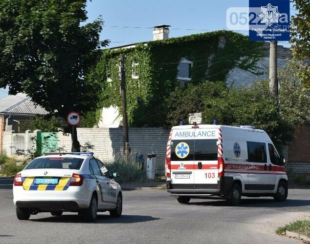"""""""Увага! Спецсигнал!"""": у Кропивницькому поліцейські нагадали містянам як важливо пропускати спецтранспорт, фото-7"""