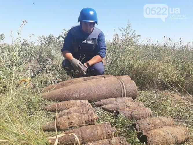 На Кіровоградщині знищили боєприпаси (ФОТО), фото-1