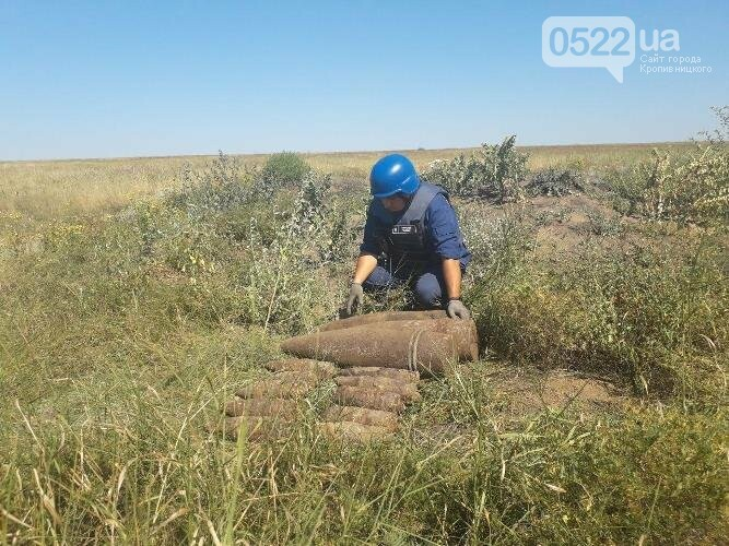 На Кіровоградщині знищили боєприпаси (ФОТО), фото-2