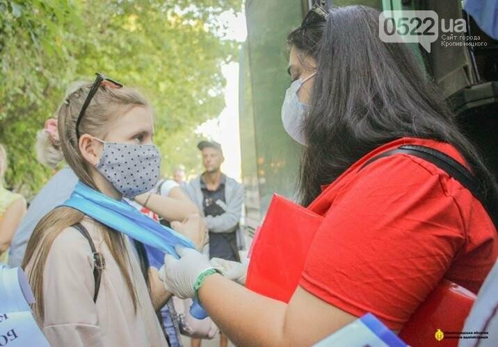 На Кіровоградщині діти поїхали до оздоровчого табору, фото-1