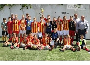 Футбол у Кропивницькому: відбувся турнір пам'яті Андрія Куценка, фото-1