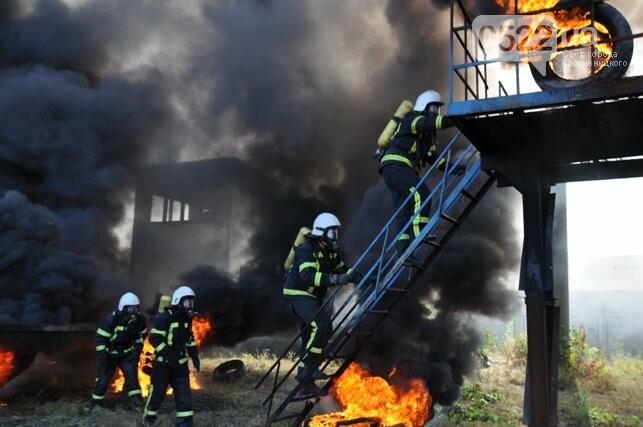 Звичайний ранок рятувальників Кіровоградщини, фото-1