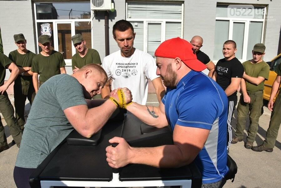 Змагання з армреслінгу у Кропивницькому, фото-1