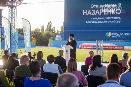 Стрижаков з відвертою промовою виступив на стадіоні «Зірка» у Кропивницькому (ВІДЕО), фото-8