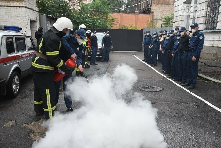 Тренування у вогні: як впорались рятувальники?, фото-1