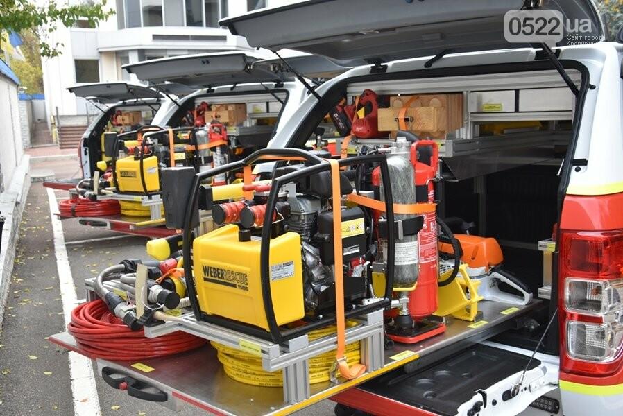 Нові автівки для рятувальників: швидко, вчасно, оперативно, фото-1