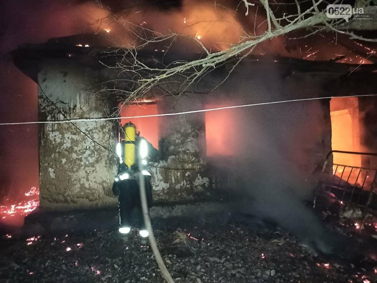 Спалах нових пожеж на Кіровоградщині: дві жінки госпіталізовані, фото-2