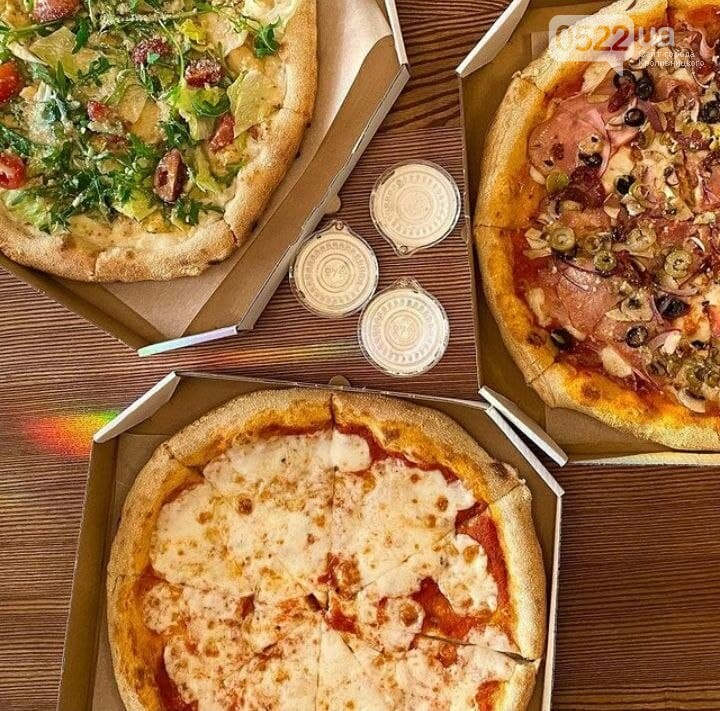 Краща, найсмачніша, традиційна італійська піца у Кропивницькому, фото-3