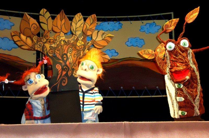 Прикольные картинки про кукольный театр, открытки компьютер днем