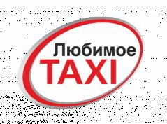 Логотип - Любимое такси в Кропивницком