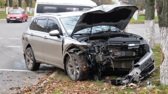 ДТП на Кировоградщине: водителя с места аварии увезла скорая.ФОТО, фото-5