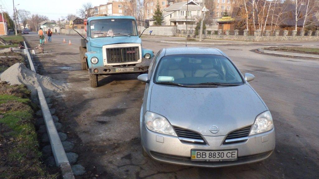 ДТП на Кировоградщине: ассенизаторская машина ударила иномарку. ФОТО, фото-3