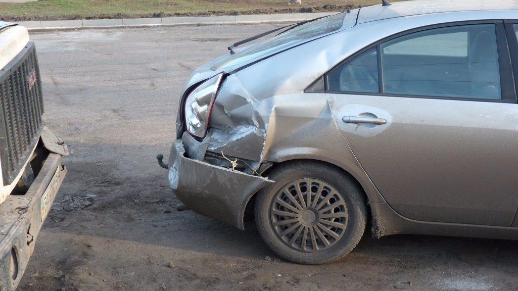 ДТП на Кировоградщине: ассенизаторская машина ударила иномарку. ФОТО, фото-2