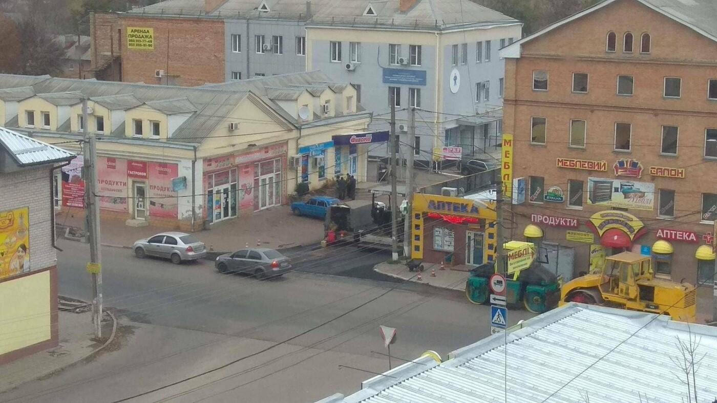 """Підприємці-""""віщуни"""": у Кропивницькому відремонтували дорогу за два тижні до фактичного підписання договору, фото-1"""
