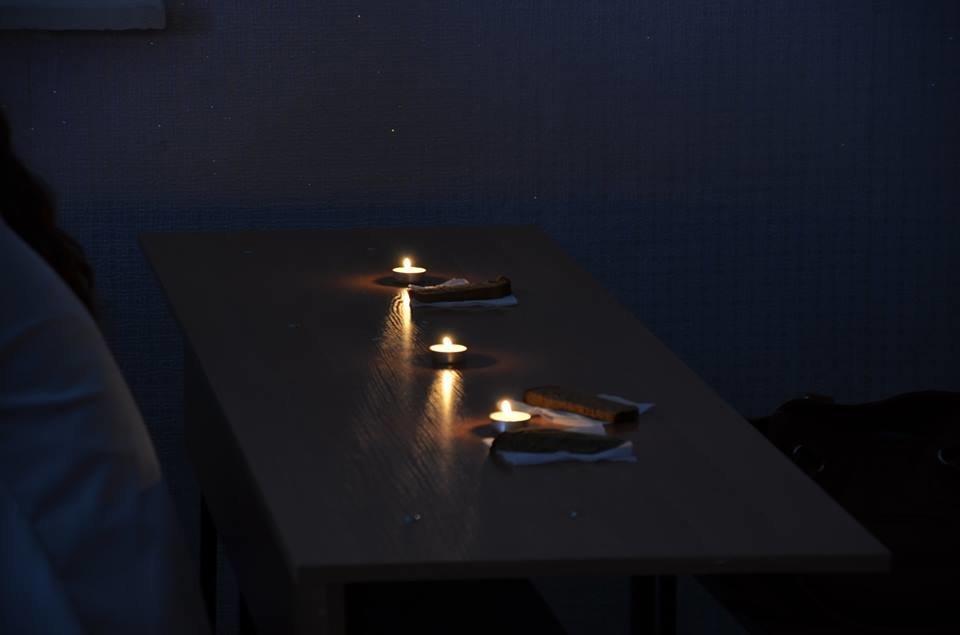 Кропивницькі студенти провели вечір-реквієм до Дня пам'яті жертв Голодомору. ФОТО, фото-2