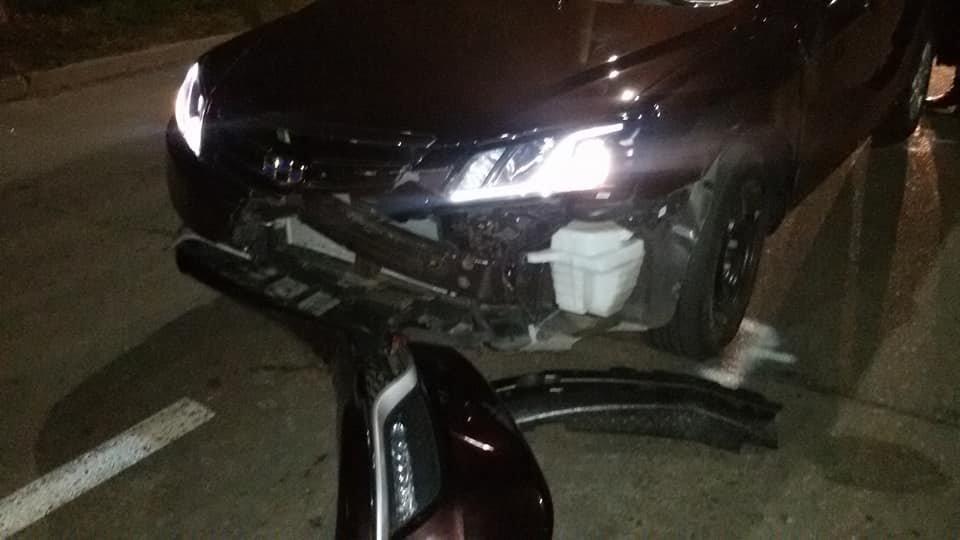 ДТП в Кропивницком: легковой автомобиль врезался в новый автобус.ФОТО, фото-5