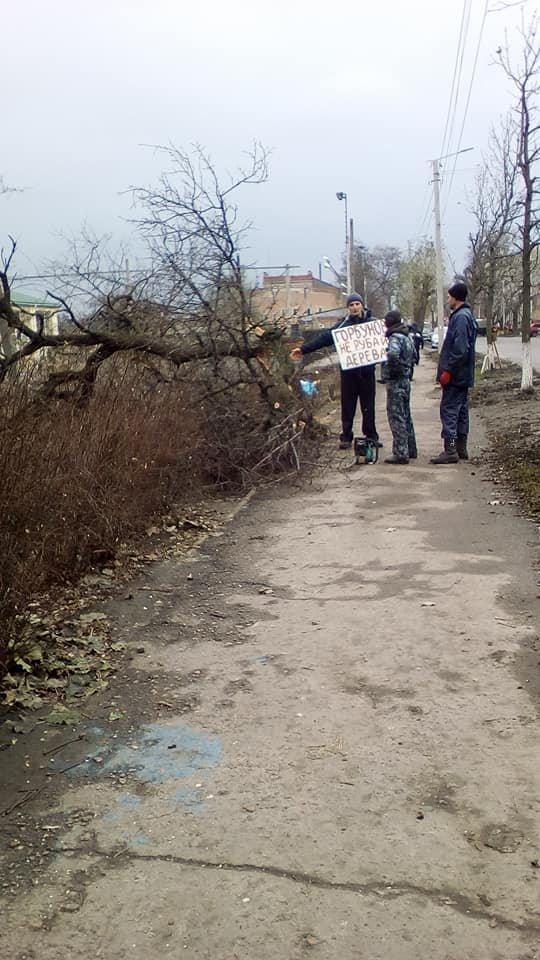 Активісти вважають, що нардеп піариться на здоров'ї кропивничан. ФОТО, фото-2