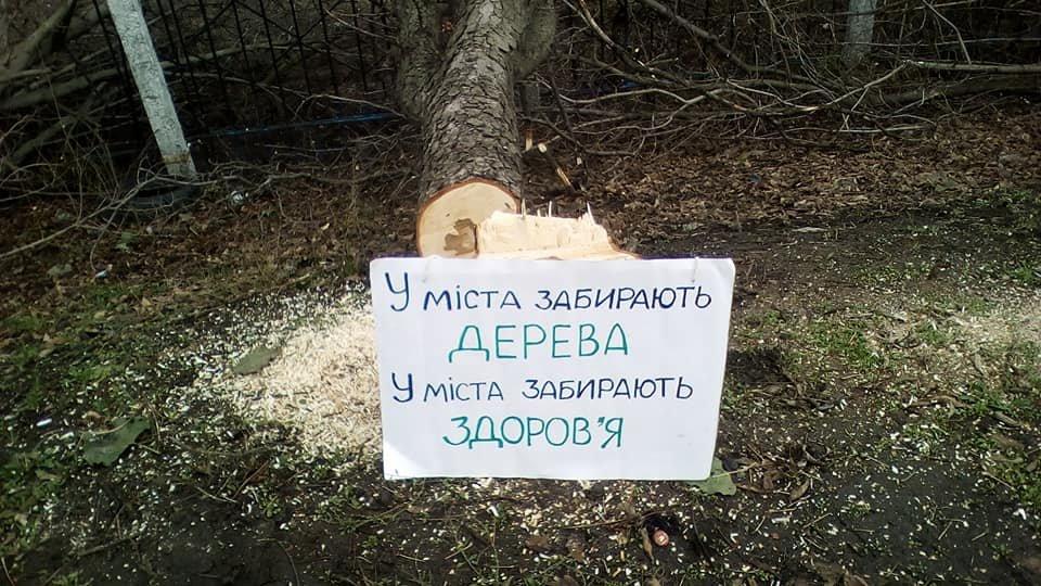 Активісти вважають, що нардеп піариться на здоров'ї кропивничан. ФОТО, фото-7