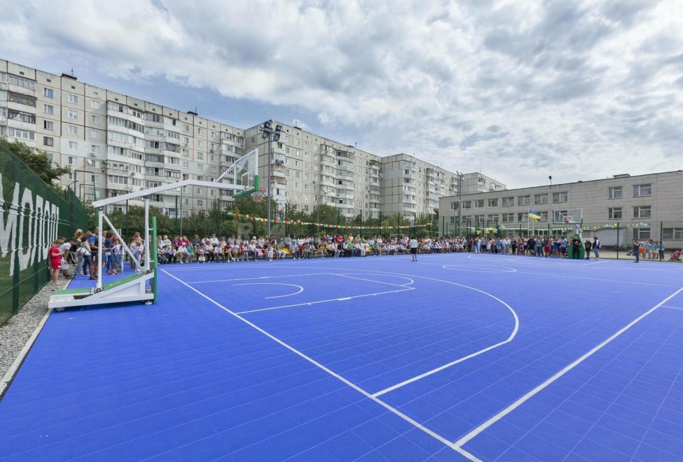 Фонд «Рух молоді» допомагає будувати спортивні майданчики по всій Україні, фото-5
