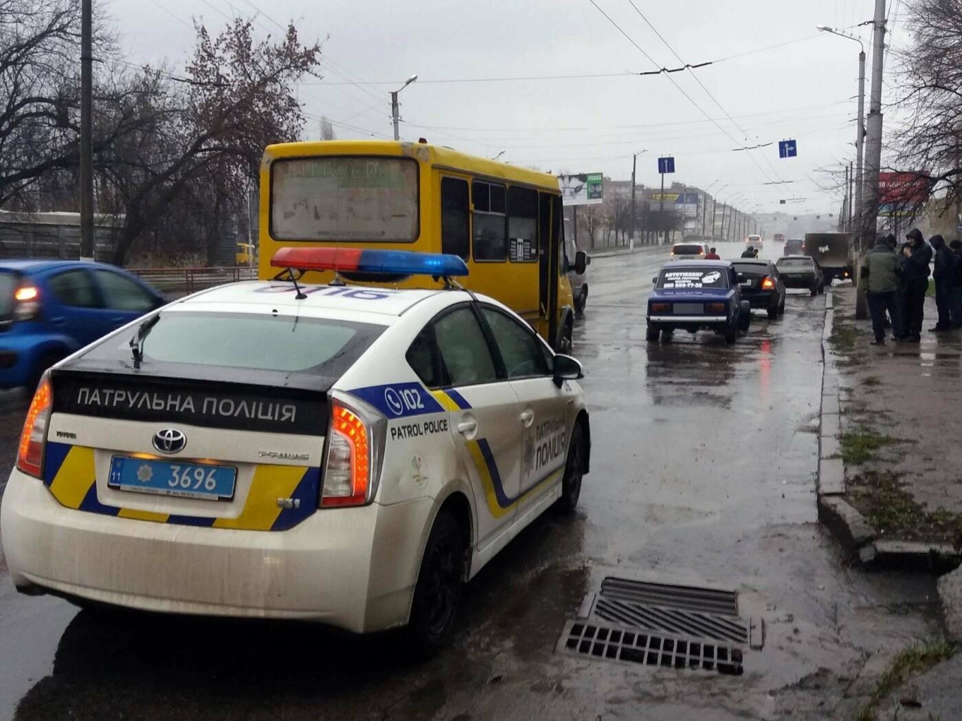 В Кропивником произошло тройное ДТП с участием маршрутки. ФОТО, фото-3