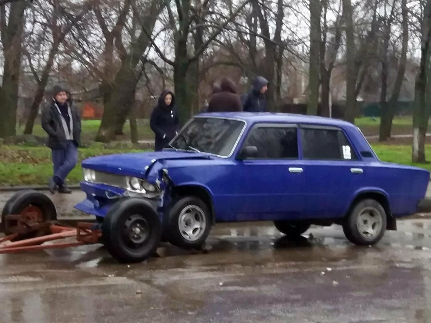 В Кропивником произошло тройное ДТП с участием маршрутки. ФОТО, фото-5