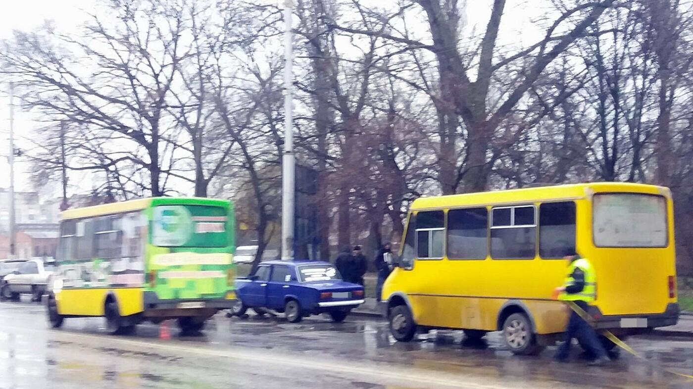 В Кропивником произошло тройное ДТП с участием маршрутки. ФОТО, фото-6