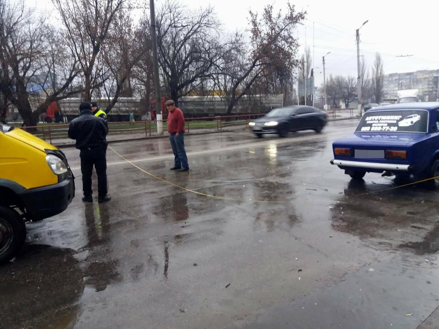 В Кропивником произошло тройное ДТП с участием маршрутки. ФОТО, фото-4