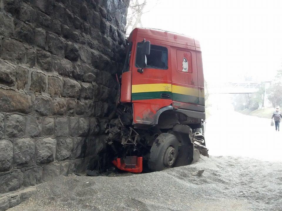 В Кропивницком произошло страшное ДТП: кабина грузовика превратилась в металлолом. ФОТО, фото-5