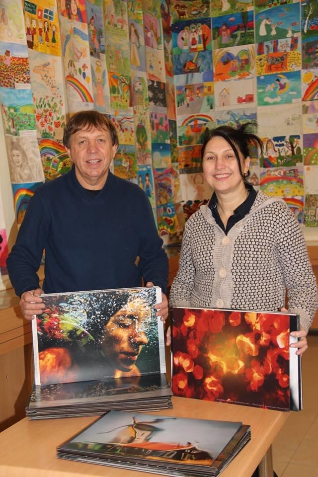 В обласному госпіталі розмістять експозицію робіт відомих фотографів України. ФОТО, фото-1