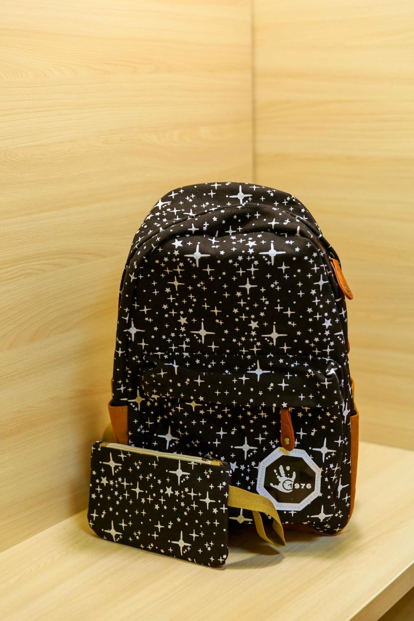 Яркие и практичные рюкзаки Rory, фото-1