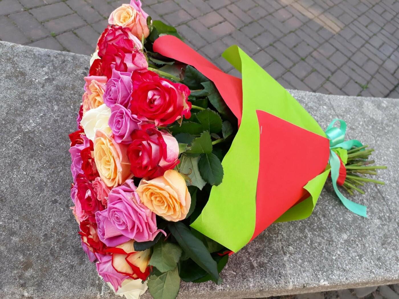 Доставка цветов Кропивницкий, фото-1