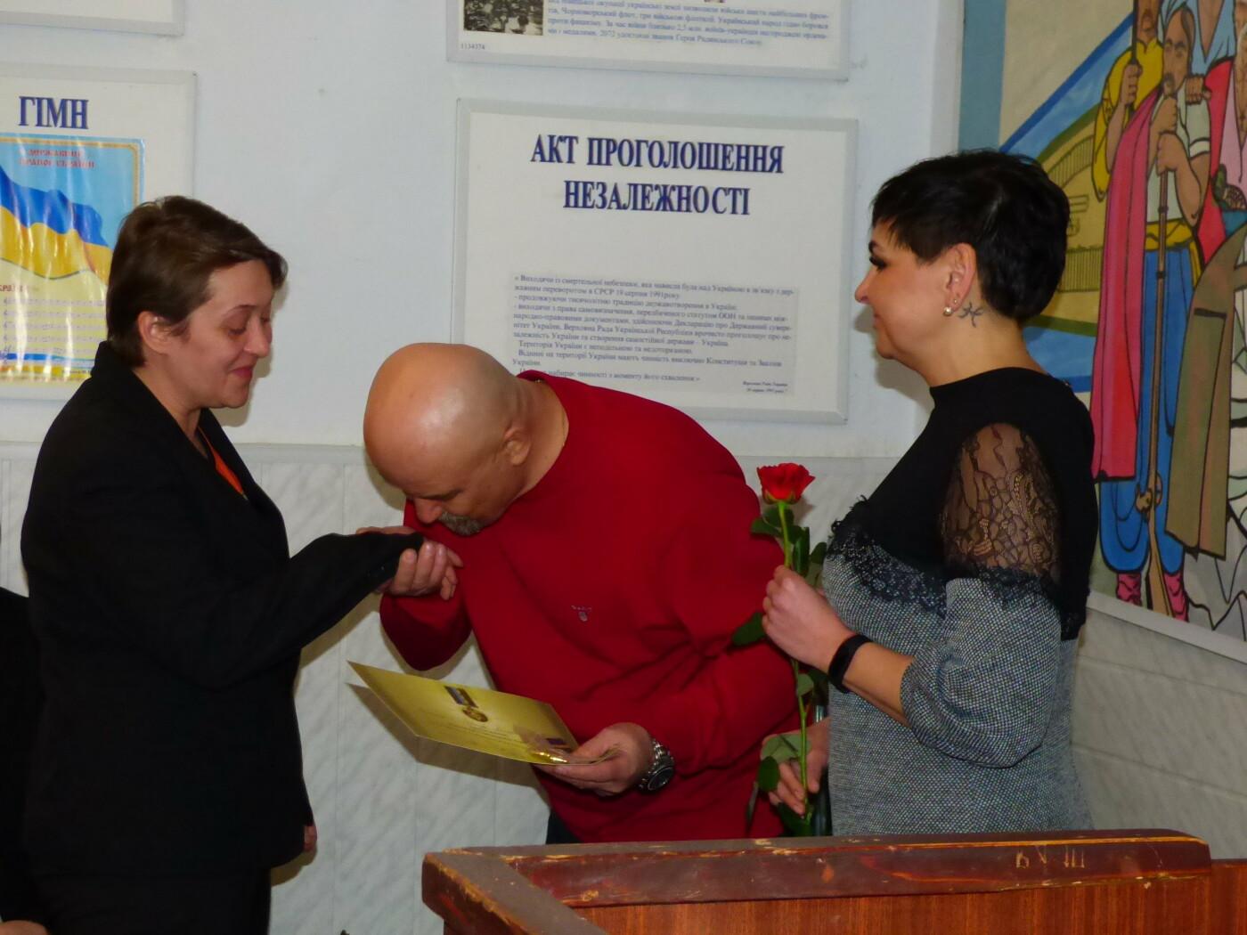 На Кіровоградщині АТОвцям вручили відзнаки Президента України, фото-2