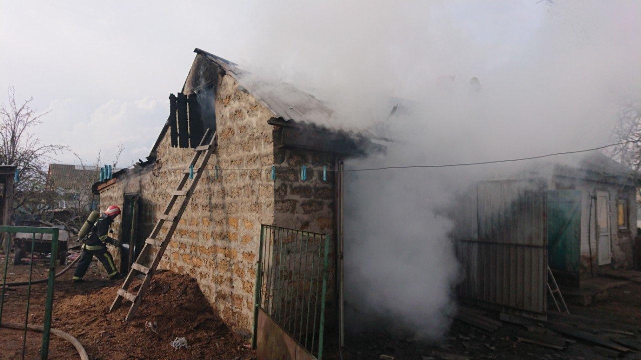 Вогонь забрав життя двох людей на Кіровоградщині (ФОТО), фото-1