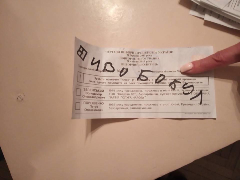 Що писали у бюлетенях жителi Кiровоградщини (ФОТО), фото-3