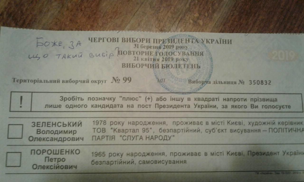 Що писали у бюлетенях жителi Кiровоградщини (ФОТО), фото-6