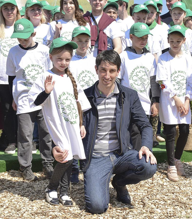 В урочищi на Кiровоградщинi висадили близько 3000 саджанцiв дуба (ФОТО), фото-10