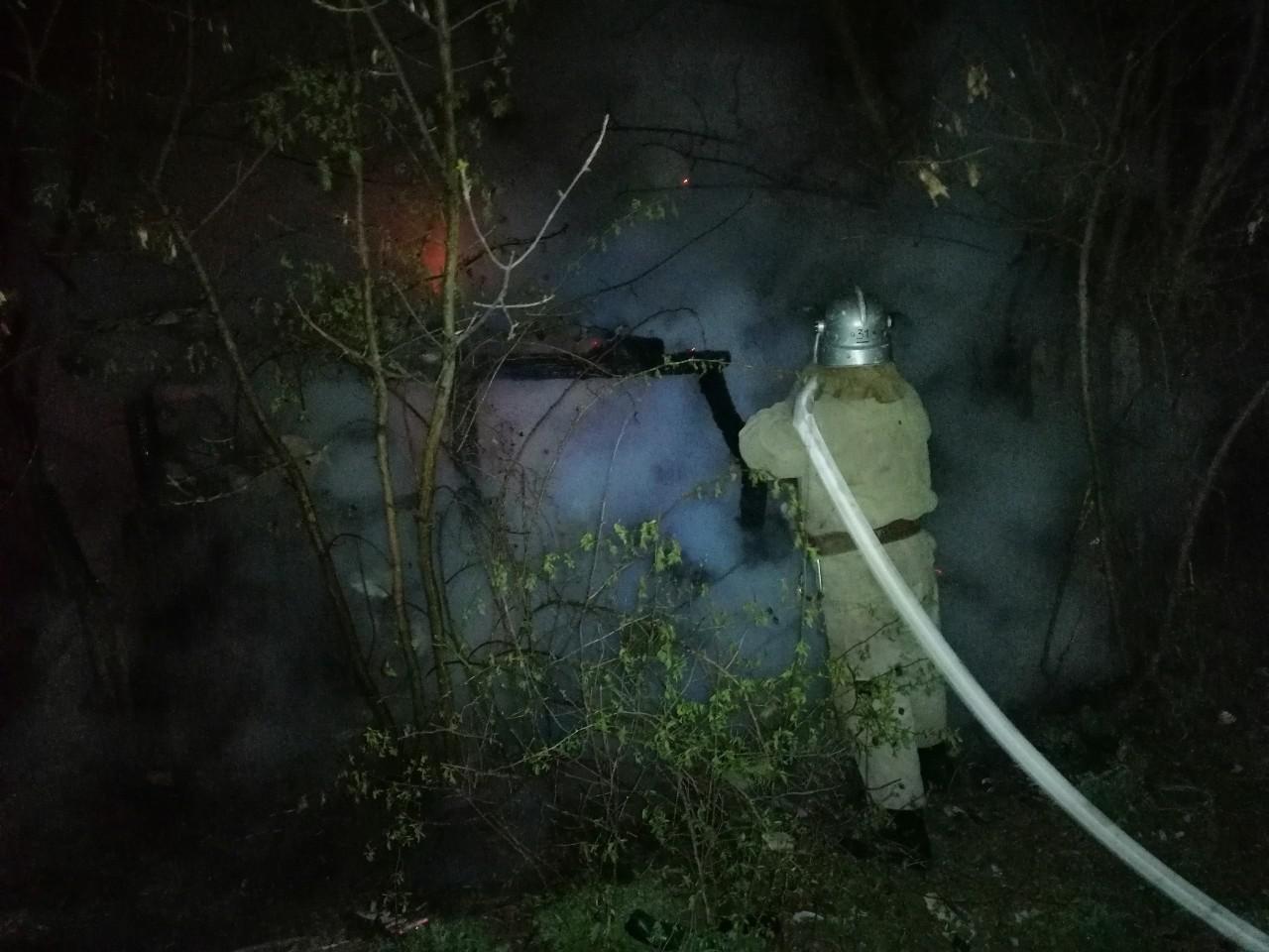 Людина загинула на пожежi у Кіровоградській області, фото-1