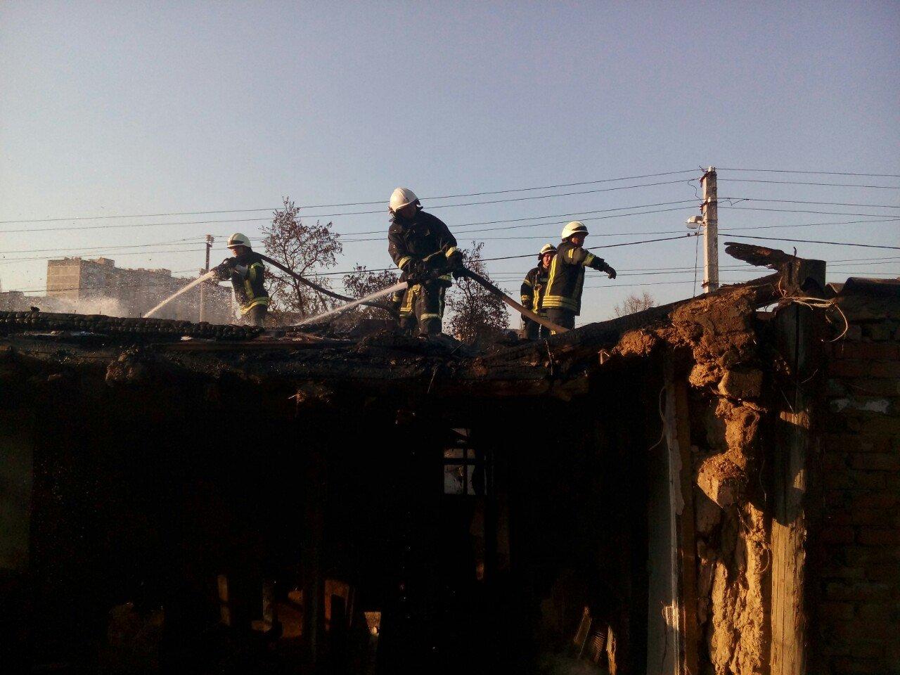 Людина загинула на пожежi у Кіровоградській області, фото-2