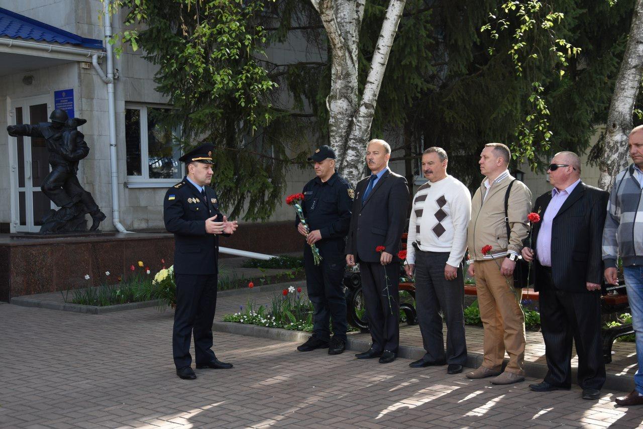 У Кропивницькому вшанували пам'ять ліквідаторів Чорнобильcької катаcтрофи (ФОТО), фото-5