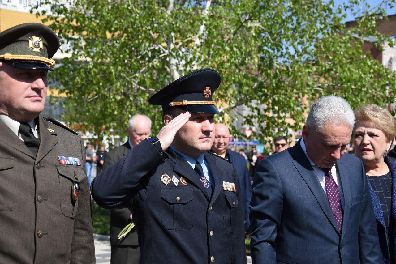 У Кропивницькому вшанували пам'ять ліквідаторів Чорнобильcької катаcтрофи (ФОТО), фото-8